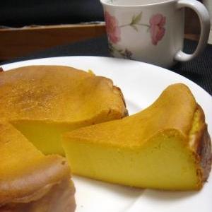 かぼちゃdeチーズケーキ