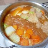 豚団子鍋++