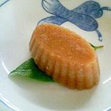 柿の白あん羊羹