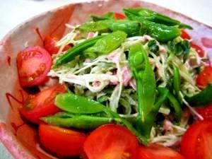 野菜たっぷり!大根サラダ