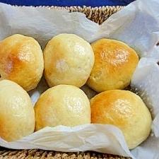 ホームベーカリー無しで作る手づくりパン♪