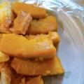 バターナッツ南瓜の煮付け