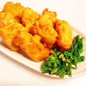 ヘルシー☆ふわふわお豆腐で作る鶏の唐揚げ