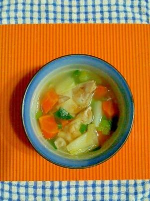豚足のスープ♪