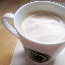 ちょっぴり泡立ちクリーミー黒糖バニラカフェオレ