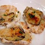 ジューシー♪簡単♪時短♪牡蠣のガーリックパン粉焼き