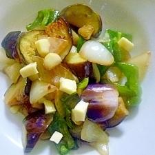 イタリアン風野菜炒め