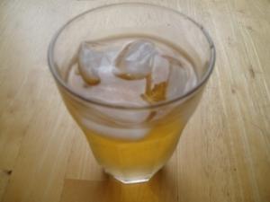 梅酒の日本酒割り