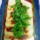 パクチーいっぱい★食べラー豆腐