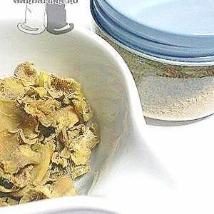 買わずに自分で作る乾燥生姜