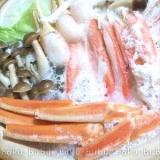 冬はあったか♪【カニ鍋&カニ雑炊】