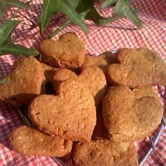 アーモンドキャラメルクッキー