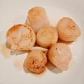 シンプルおつまみ☆ホタテ貝のバターしょうゆ焼き