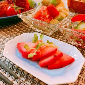 糖質制限☆赤かぶのピクルス