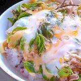 旬を味わう!筍とこしあぶらで春の卵とじ丼