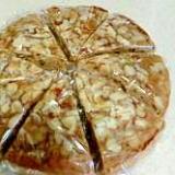 炊飯器で簡単!「珈琲&アーモンドケーキ」
