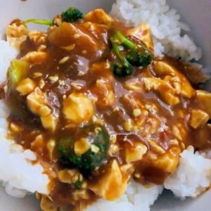 豆腐入りカレー