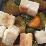 高野豆腐と野菜の南蛮漬け