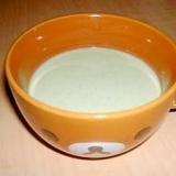 ホットヨーグルトwith青汁