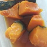 1歳のぱくぱくかぼちゃの煮物