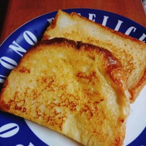 蜂蜜入りフレンチトースト