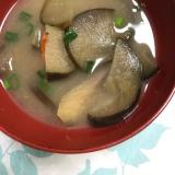 茄子と大根のお味噌汁(*^^*)☆