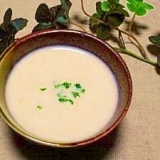 ホワイト☆コーンスープ