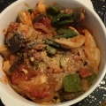 フライパンで簡単☆鶏むね肉のトマト煮