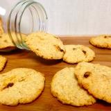 【糖質制限】簡単☆低糖質アメリカンクッキー