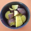 サツマイモの甘煮♫