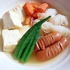 スープがおいしい♪洋風煮物