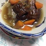 冷たくひやして〜(*^^*)ナスの煮物☆