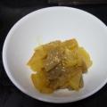 作り置き弁当のおかず♪大根とこんにゃくの味噌炒め