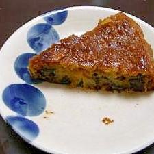 スパイシーキャロットケーキ