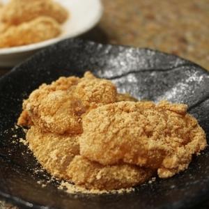 片栗粉で わらび餅 電子レンジ使用