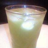 甘味を抑えた微炭酸☆炭酸野菜ジュース その1