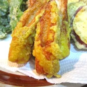 天ぷらのちょっとした味の変化に!カレー味のちくわ天