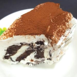 ★オレオ♡ビスケットケーキ★