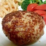 たまには、ちゃんと○お店のハンバーグステーキ○