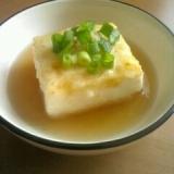 簡単♪揚げだし豆腐