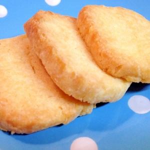 ビニール袋で簡単!練乳クッキー
