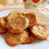しっとりおからバナナとうふクッキー