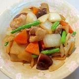 お弁当に!豚肉の野菜炒め
