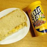 チップスターのポテサラ風サンドイッチ
