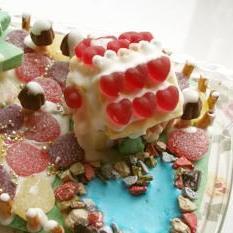 ★クッキーハウス2012お菓子の家★神天