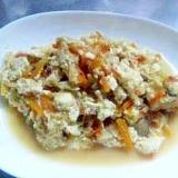 すき焼きのたれで簡単☆炒り豆腐