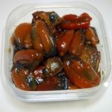 ムール貝と牡蠣の佃煮