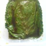 プルコギヤンニョム(韓国風焼肉のタレ)のエゴマ漬け