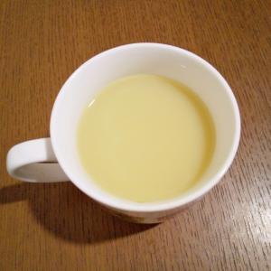 アーモンドミルク緑茶