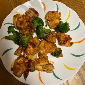洋風鶏肉の炒め物!チキンチャップ